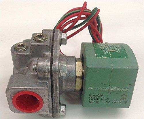 - ASCO Red-Hat 238610-132D 120/60 110/50 FB Solenoid Valve Coil MP-C-080