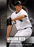 2013 Topps Chasing The Dream Baseball Card IN SCREWDOWN CASE #CD-17 Addison Reed White Sox Mint