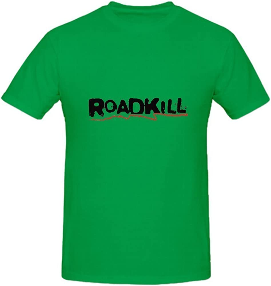 : danielrio para hombre Roadkill Casual algodón