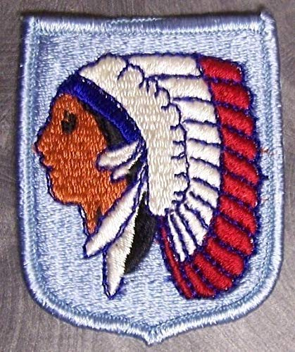 Embroidered Military Patch U S Army Oklahoma National Guard New