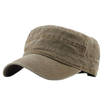 ZLJII Sombreros para Mujer Hombre Gorras Moda Al Aire Libre Unisex ...