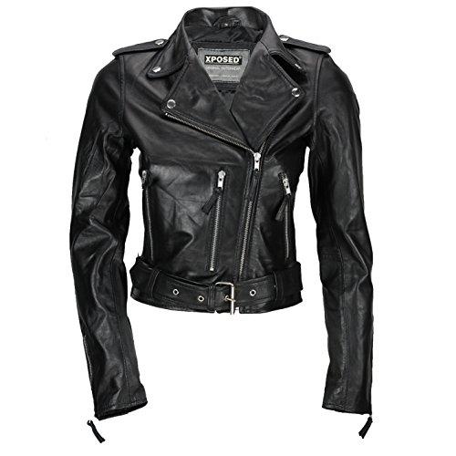 Xposed - Chaqueta - chaqueta - para mujer negro