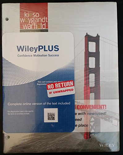 Intermediate Accounting 15E Binder Ready Version with WileyPLUS Card Set