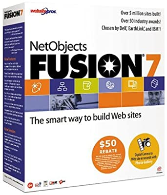 netobjects fusion 7