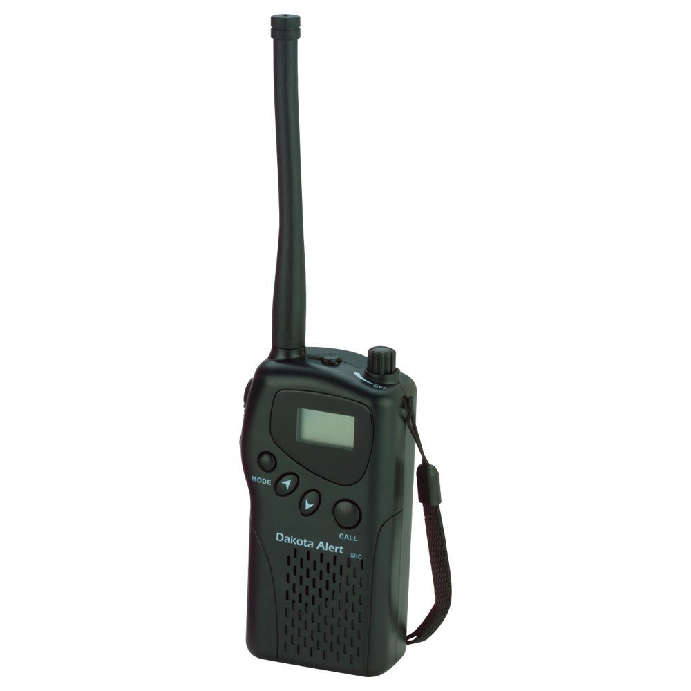 Dakota Alert MURS Wireless 2-Way Handheld Radio