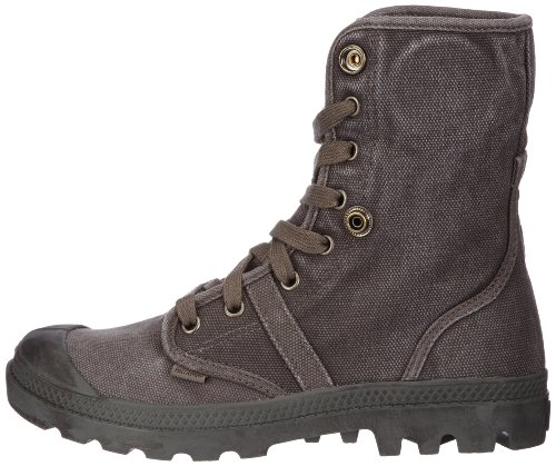 Mujer Pallabrouse Gris Baggy Palladium Oscuro Escarpines 0xSnFxtZH