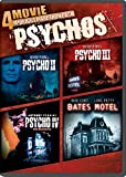 4-Movie Midnight Marathon Pack: Psychos