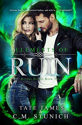 Elements of Ruin (Hijinks Harem Book 2) cover