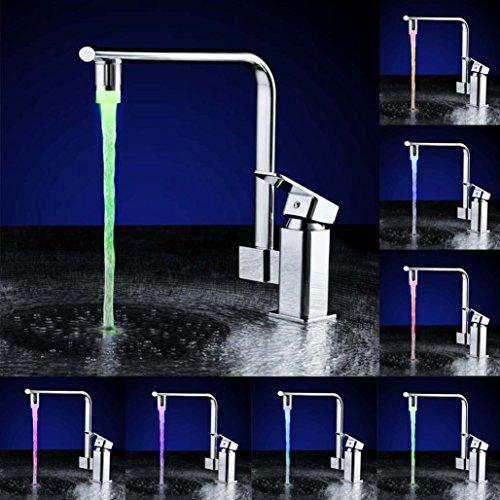 Glow Flow Led Faucet Light - 2