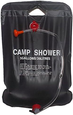 Camp shower Douche Camping Douche solaire douche de jardin 20 L