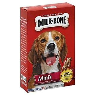 2 Pack - Milk-Bone Mini's Original Dog Treats, 15-oz box