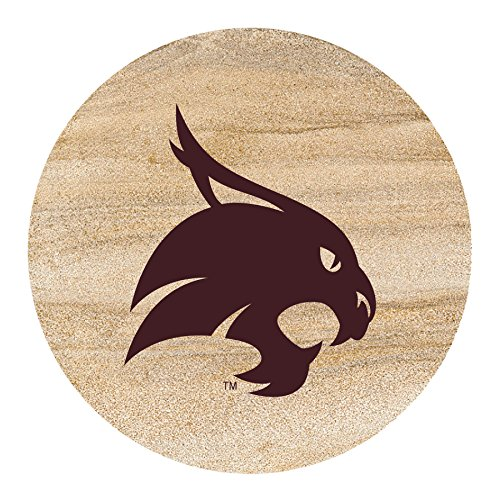Thirstystone Drink Coaster Set, Texas State University, San Marcos
