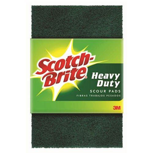 scotch brite scour pad scrubber - 6
