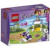 LEGO - 41304 - Friends - Jeu de construction - Le Spectacle des Chiots