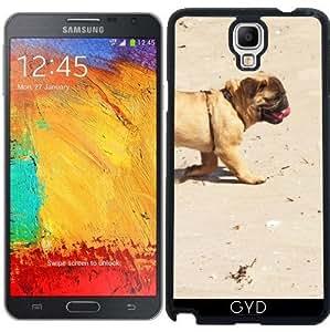 Funda para Samsung Galaxy Note 3 Neo/Lite (N7505) - Pug Bebé Pequeño Perro by Marina Kuchenbecker