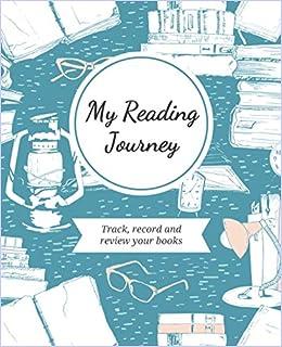 Written by Jennifer Austin: My Reading Journey: Reading Journal ...