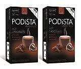 Nespresso Original Line Compatible Capsules Hot Chocolate Hot Cocoa Pods - Smooth & Creamy - 20 Pod Package