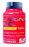 N.1 L-arginine Fuel Extra Strength L Arginine – 1500mg Nitric Oxide Booster for Muscle Growth, ,Vascularity & Energy | Cardio Heart Supplement Essential Amino Acids To Train Longer & Harder Review