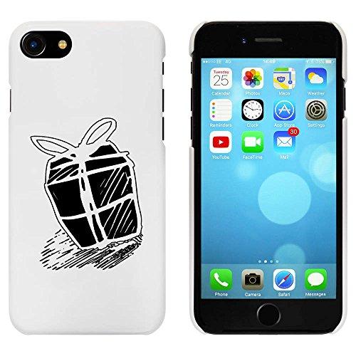 Blanc 'Cadeau d'Anniversaire' étui / housse pour iPhone 7 (MC00077394)
