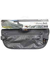 SEA TO SUMMIT RFID PROOF MONEY BELT (GREY)