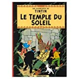 les aventures de tintin les sept boules de cristal and le temple du soleil french edition of the seven crystal balls and the temple of the sun 2 books and dvd package
