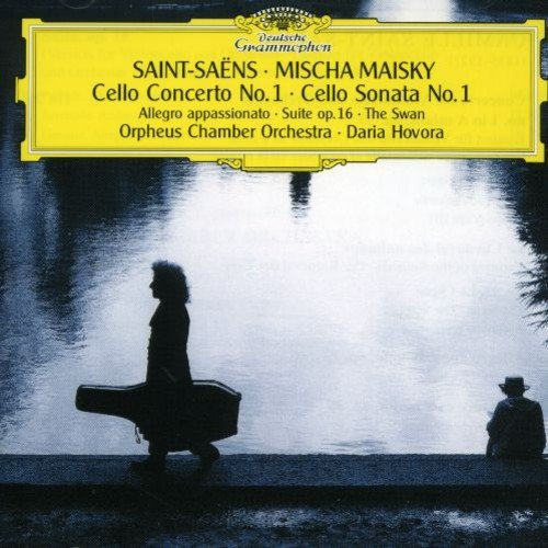 Cello Concerto No. 1 / Cello Sonata No. 1 the Swan