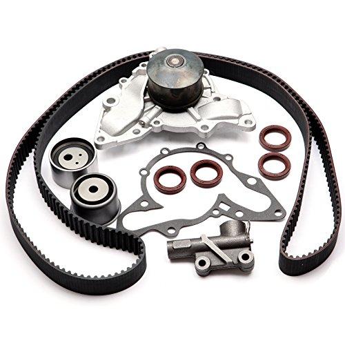 - SCITOO TBK323 Timing Belt Kit Water Pump with Hydraulic Tensioner Fits 00-06 Hyundai XG350 Santa Fe Kia Sedona 3.5L 3.5