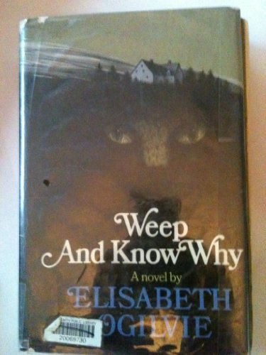 Weep and know why cover