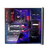 BitFenix Nova TG White, Gaming Case, ATX/mATX/Mini ITX Mid Tower Case - Tempered Glass Window- BFX-NTG-100-WWWKK-RP