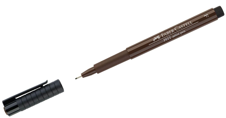 Faber-Castell Pitt Artist Pen Superfine Fineliner - Sepia (175) 1.5mm