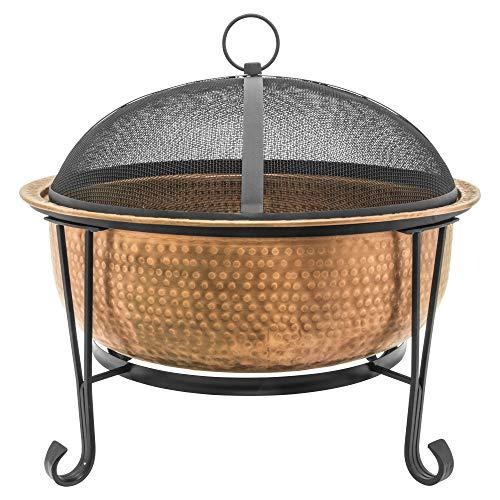CobraCo FTCOPVINT-C Vintage Copper Fire Pit (Renewed)