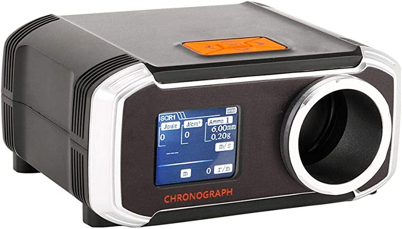 Bomcomi WST-X01 Digital-Chip Tachometer LCD Display Chronograph Bluetooth Pr/äzisions-Schie/ßen-Jagd Speed Tester