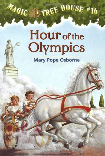 Hour of the Olympics (Magic Tree House, #16) - Book  of the Das magische Baumhaus