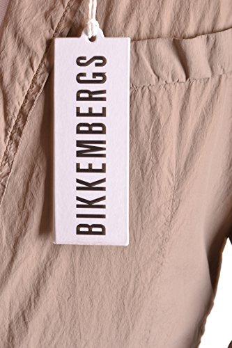 Bikkembergs Blazer Uomo MCBI042010O Poliammide Beige