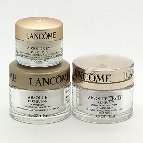 Absolue Premium Bx Replenishing and Rejuvenating Day + Night + Eye by LANCOME PARIS