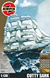 Airfix A50045 1:130 Scale Cutty Sark Gift Set Classic Ship Gift Set inc Paints Glue and Brushes
