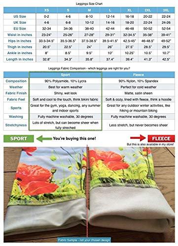 Delgado Biran Estampado Lápiz Leggings 5 Para Colour Al Elástico Elástica Mujer Aire Pantalones Cintura 3d Moda De Casuales Único Libre FYF1rq
