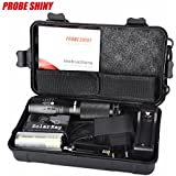 Hot Exclusive X800 Zoomable XML T6 LED Tactical Police Flashlight,Ninasill New Fashion 18650 Battery+Charger+Case