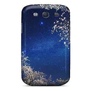 LUCKCom ZdClD5879EElHu Protective Case For Galaxy S3(nature Other The Milky Way)
