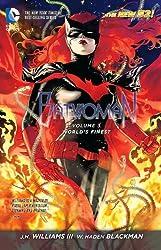 Batwoman Volume 3: World's Finest TP (The New 52)