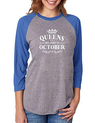 Queen Baseball Jersey - 7