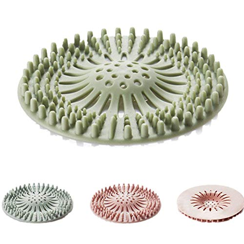 - Kitchen Bathroom Strainer the Revolutionary Drain Protector Hair Catcher/Sink filter (3 color)