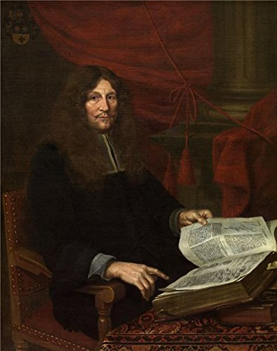 Diy Priest Costume (High Quality Polyster Canvas ,the Cheap But High Quality Art Decorative Art Decorative Prints On Canvas Of Oil Painting 'Nicolaas Stramot II,Portrait Of Priest Frans Van Sterbeeck,about 18th Century', 10x13 Inch / 25x32 Cm Is Best For Study Decoration And Home Decoration And Gifts)