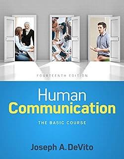 Amazon human communication the basic course unbound 13th human communication the basic course 14th edition fandeluxe Gallery
