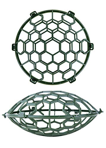Pack of 12 Floral Design Tools - Medium Pillow Floral Cage - 6