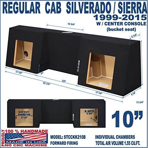 Chevy 1500 Regular Cab (Chevy Silverado Sub Box GMC Sierra Regualr Cab 10