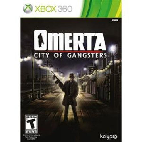 Atlus Software CG-00004-8 / Omerta City of Gangsters X360