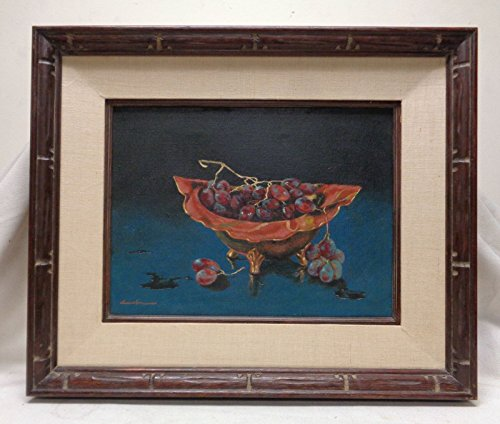 SGD Vintage Oil Painting