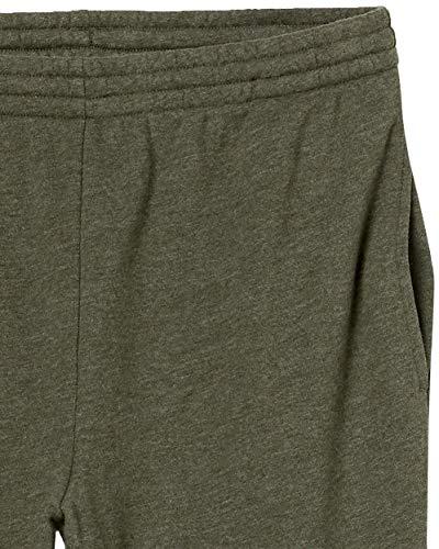 Amazon Essentials Men's Closed Bottom Fleece Sweatpants