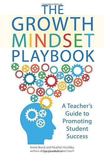The Growth Mindset Playbook: A Teacher's Guide to Promoting Student Success cover